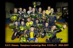 KampioenLandesliga2006-2007